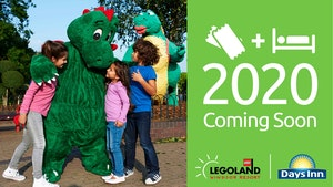 2020 breaks at LEGOLAND® Windsor with Budget Family Breaks