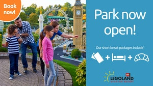 Park Now Open for 2020!