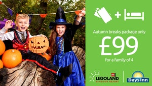 Autumn breaks at LEGOLAND® Windsor with Budget Family Breaks