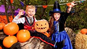 Autumn Breaks for kids at Legoland
