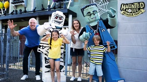 Haunted House Monster Party ride at LEGOLAND® Windsor Resort