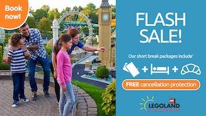 Flash Sale for LEGOLAND Windsor Resort