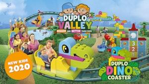 DUPLO® Dream Coaster at LEGOLAND Windsor Resort