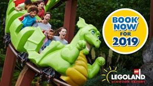 Book Now for LEGOLAND® Windsor Resort 2019