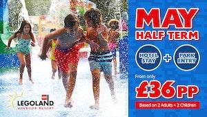 May Half Term at LEGOLAND® Windsor Resort in 2018