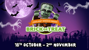 Brick or Treat at LEGOLAND® Windsor Resort