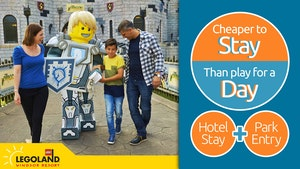 Cheaper to stay than play for a day with Budget Family Breaks